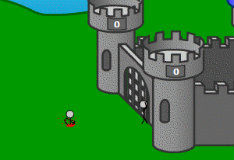 Игра Defend Your Castle
