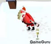 Игра Sober Santa