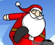 Игра SlingShot Santa