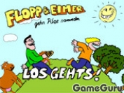 Игра Flopp And Eimer