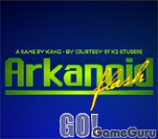 Игра Flash Arkanoid