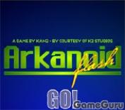 Игра Flash Arkanoid