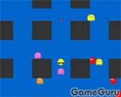 Игра Pacman 3: Arena