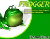 Игра Frogger