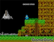 Игра Megaman vs Ghosts,n Goblins