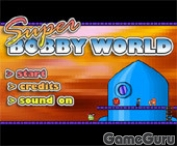 Игра Super Bobby World