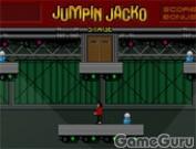 Игра Jumpin Jacko