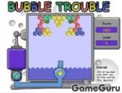Игра Bubble Trouble