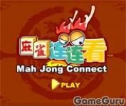 Игра Mah Jong Connect