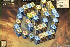 Игра Игра Маджонг Алхимия
