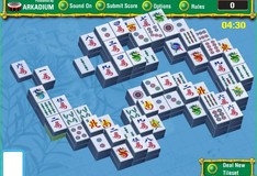 Игра Игра Mahjongg Garden