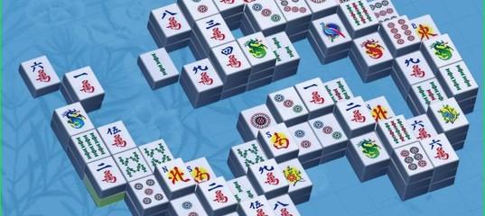 Игра Mahjongg Garden