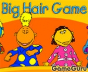 Игра Big Hair Game