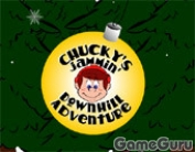Игра Chucky,s Jammin, Downhill Adventure
