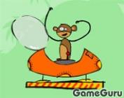 Игра Monkey Lander