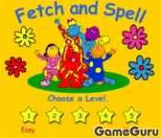 Игра Fetch And Spell