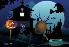 Игра Halloween Ghost Hunter