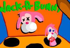 Игра Wack A Bunny