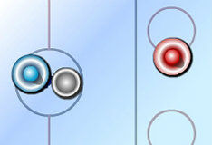 Игра 2D Air Hockey