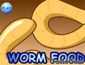 Игра Worm Food