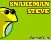 Игра Snakeman Steve