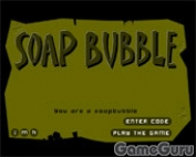 Игра Soap Bubble