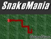 Игра Snake Mania