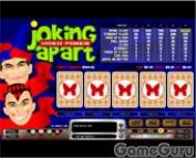 Joking Apart Video Poker