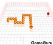 Игра 3D Worm