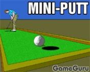 Игра Mini Putt 2