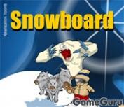 Игра Snowbord