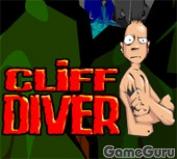 Игра Cliff Diver