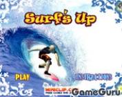 Игра Surf,s Up