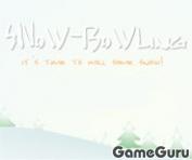 Игра Snow - Bowling