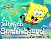 Игра Jellyfish Shuffleboard