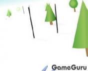 Игра Ski Simulator