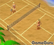 Игра Beach Tennis