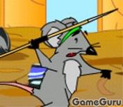 Игра Rats Spears