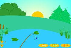 Игра На двоих: рыбки