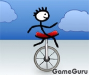 Игра Unicycle Challenge