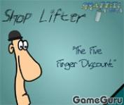 Игра Shop Lifter