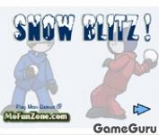 Игра Snow Blitz