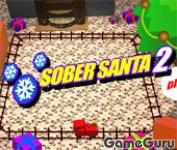 Игра Sober Santa 2
