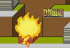 Игра Streets of Fire