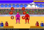Играть бесплатно в Игра Мечи и Сандали