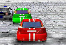 Игра 3D Rally Racing