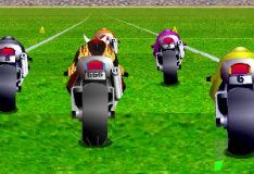 Игра Turbo Football Heavy Metal Spirit