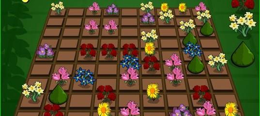 Игра Цветущие сады