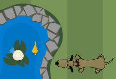 Игра Dog Game