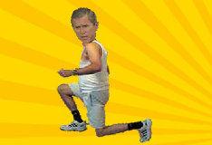 Игра Bush Aaerobics